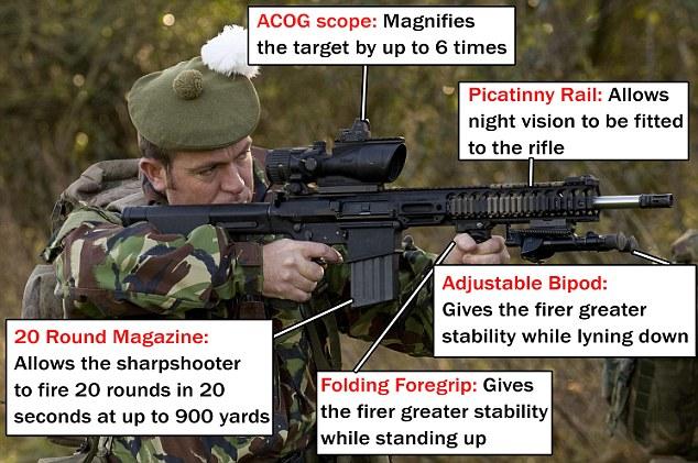 united states marines sniper